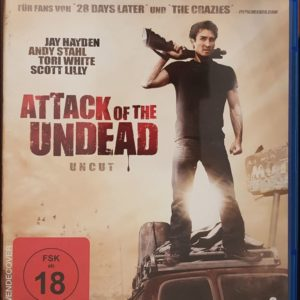 C Attack of the Undead - Uncut Blu-ray