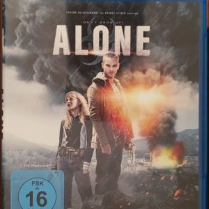 C Alone - Don´t Grow Up Blu-ray