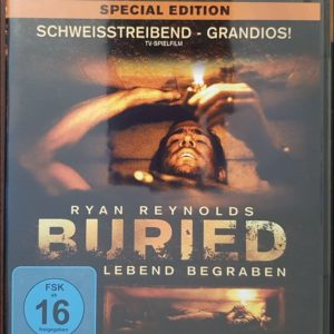 C Buried - Lebend begraben (Special Edition) Blu-ray