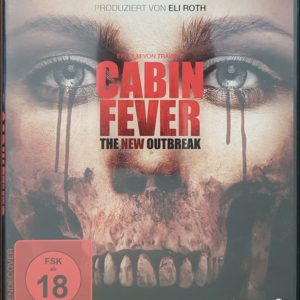 B Cabin Fever - The New Outbreak (Uncut) Blu-ray