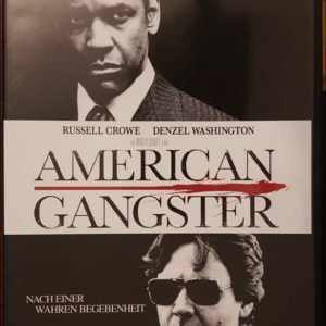 D American Gangster (Extended Edition) DVD